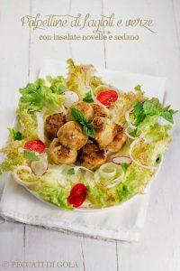 cucina e ricette-polpettine di verze