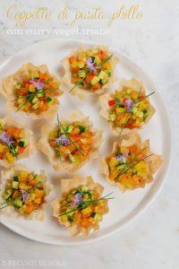 cucina e ricette-coppette di pasta phillo