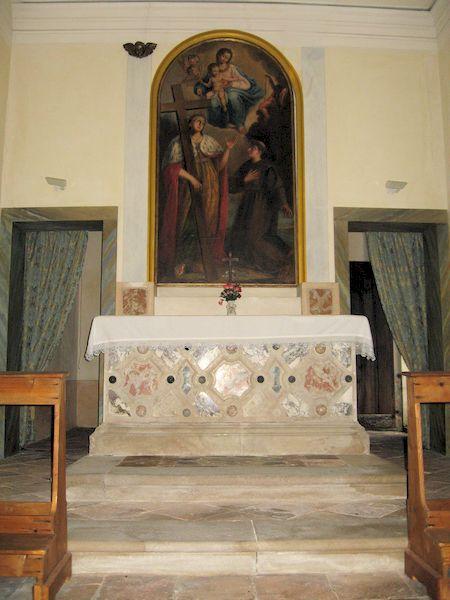 Orsago-Chiesa Sant'Elena