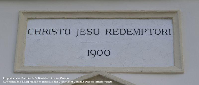 Orsago-chiesa cristo redentore