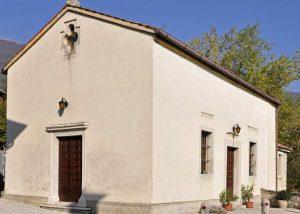 Fregona-cappella di San Martino