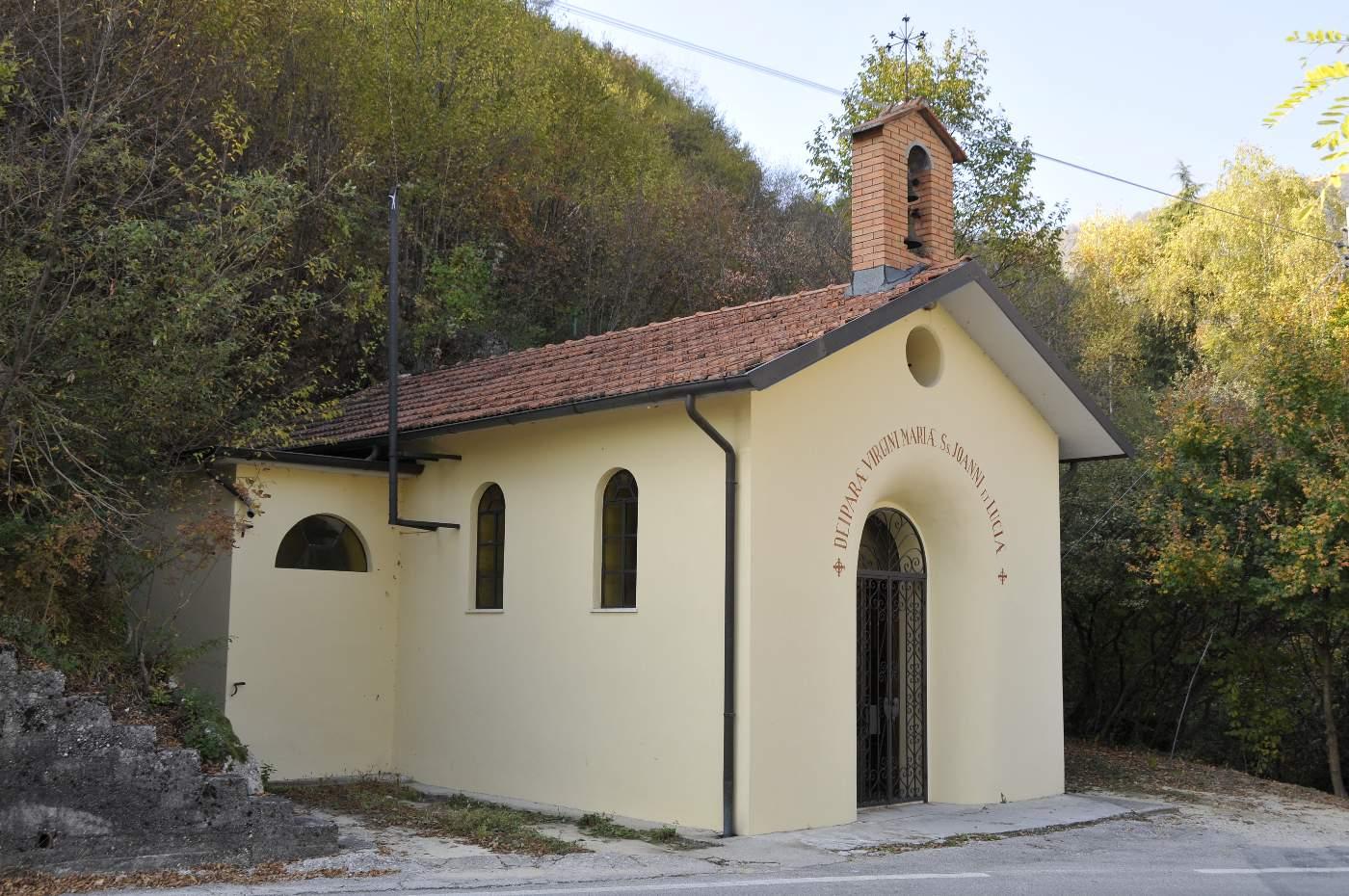 Fregona-Chiesa di Piai