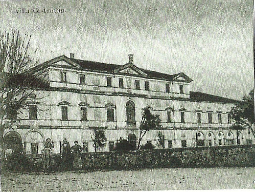 villa costantini-marinotti-da re