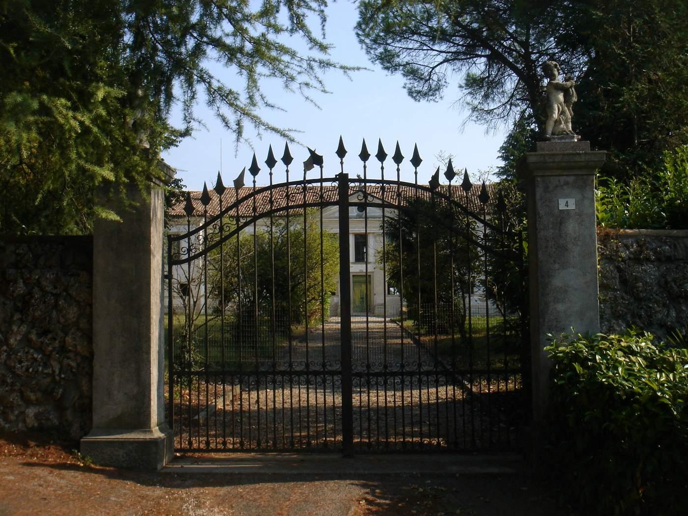 Conegliano-Villa Civran Morpurgo Pini-Puig