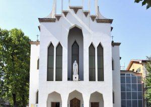 Conegliano-chiesa madonna lourdes