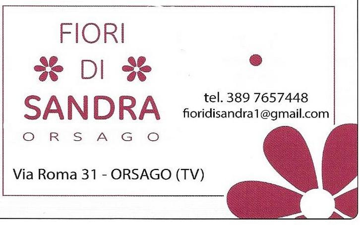 Orsago-fiori di sandra