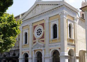 Conegliano-Chiesa san rocco