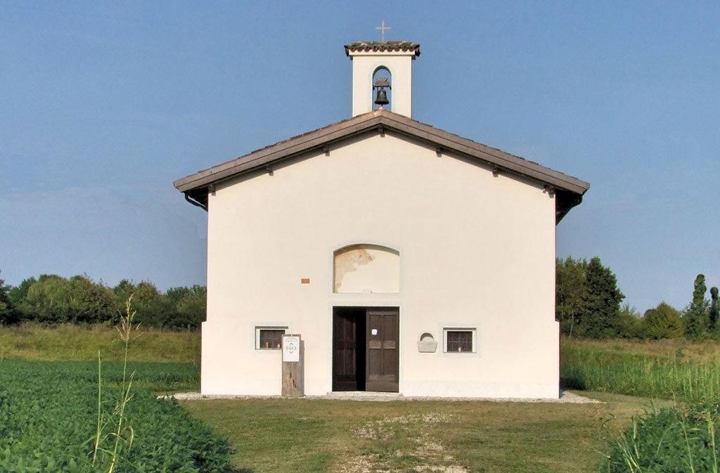Sacile-Chiesa Madonna della Salute a Fossabiuba