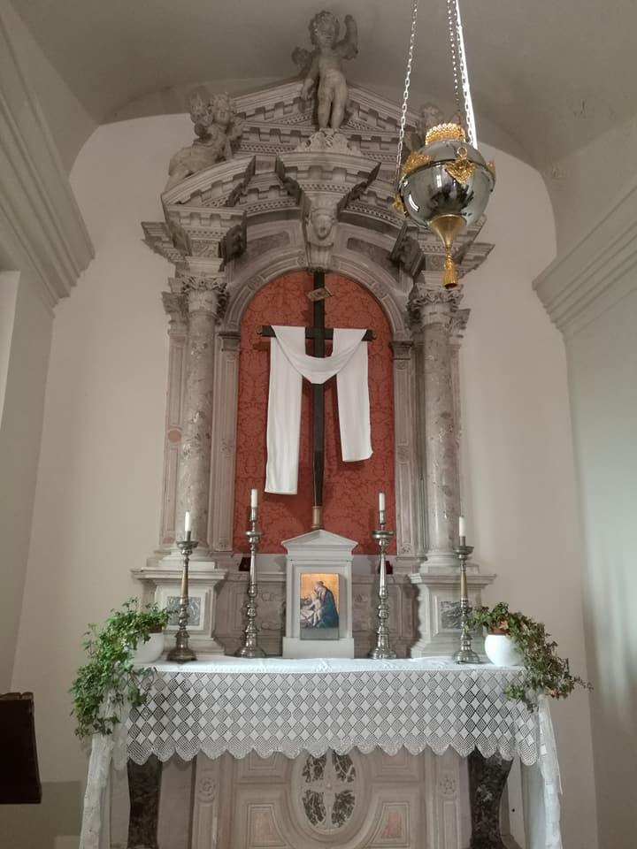 Sacile-Chiesa della Trasfigurazione di Gesù