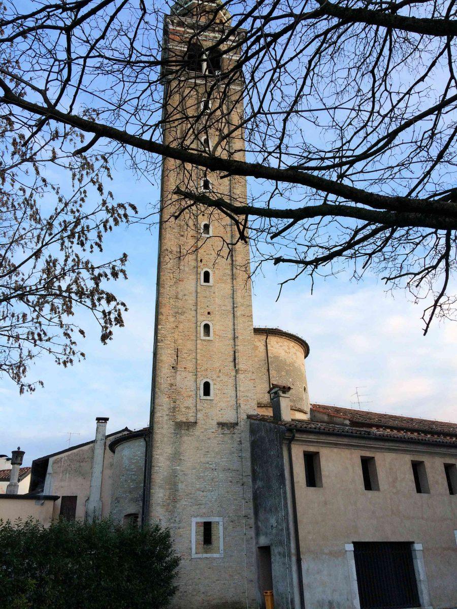Sacile-Chiesa San Gregorio