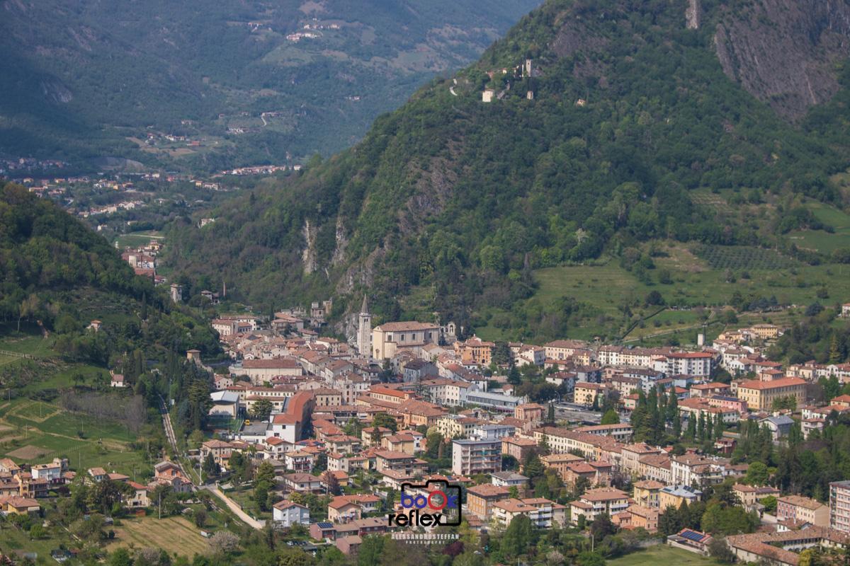 Vittorio Veneto-Serravalle panoramica