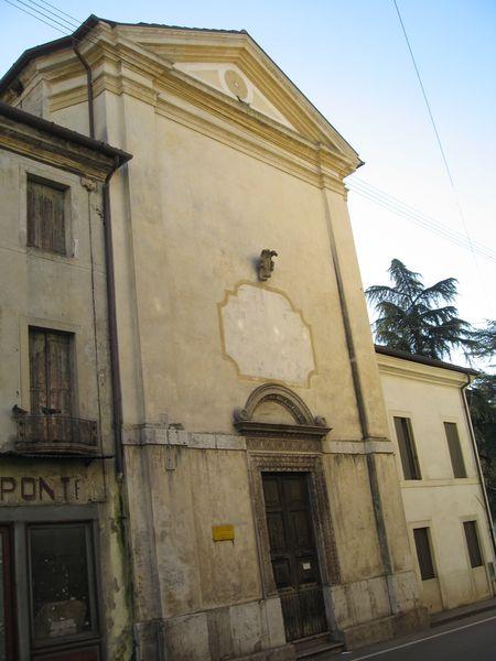 Conegliano-Chiesa Santa Caterina d'alessandria