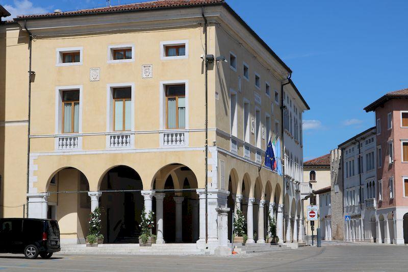 Sacile-Piazza del Popolo