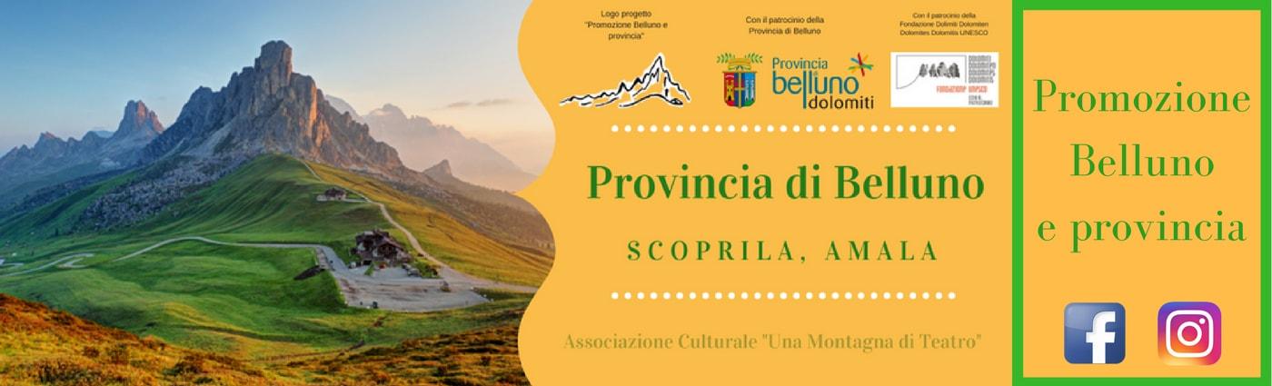 Promozione Belluno e provincia