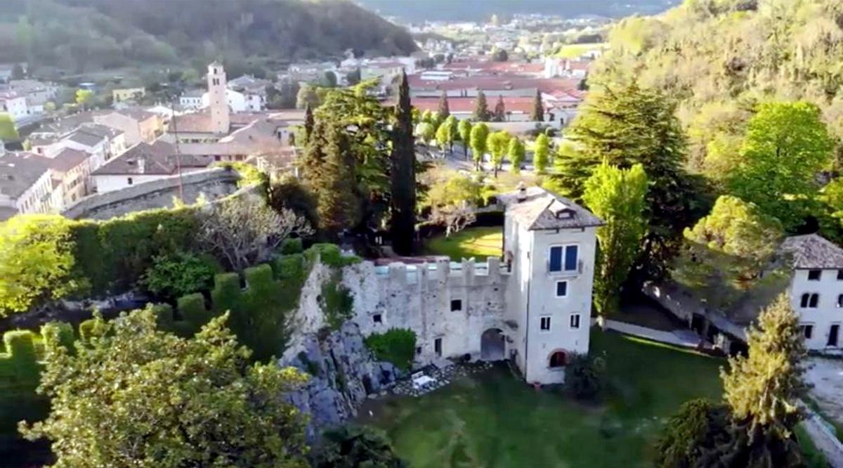 Vittorio Veneto- Castrum di Serravalle