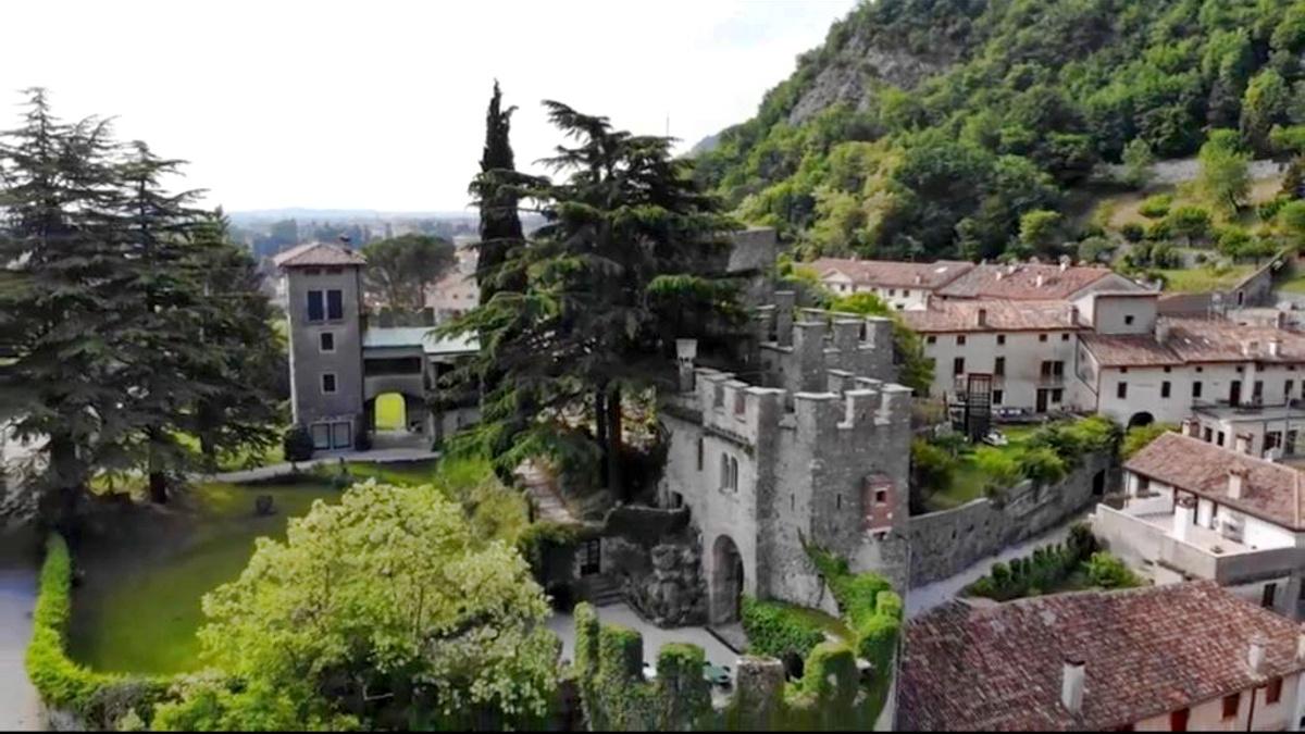 Vittorio Veneto-Castrum di Serravalle