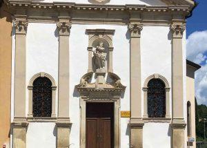 Vittorio Veneto- Ex chiesa San Pietro in Piano