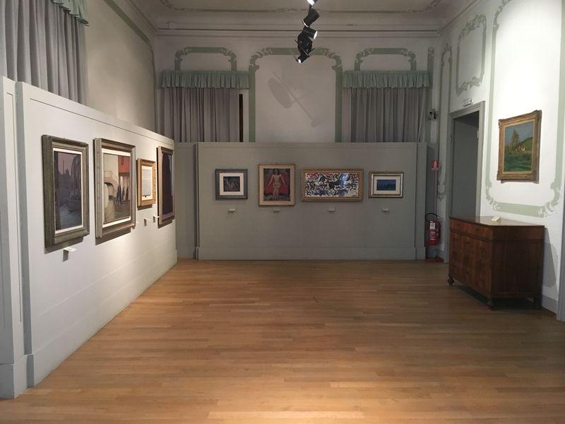 Vittorio Veneto-Galleria civica di arte medievale, moderna e contemporanea Vittorio Emanuele II