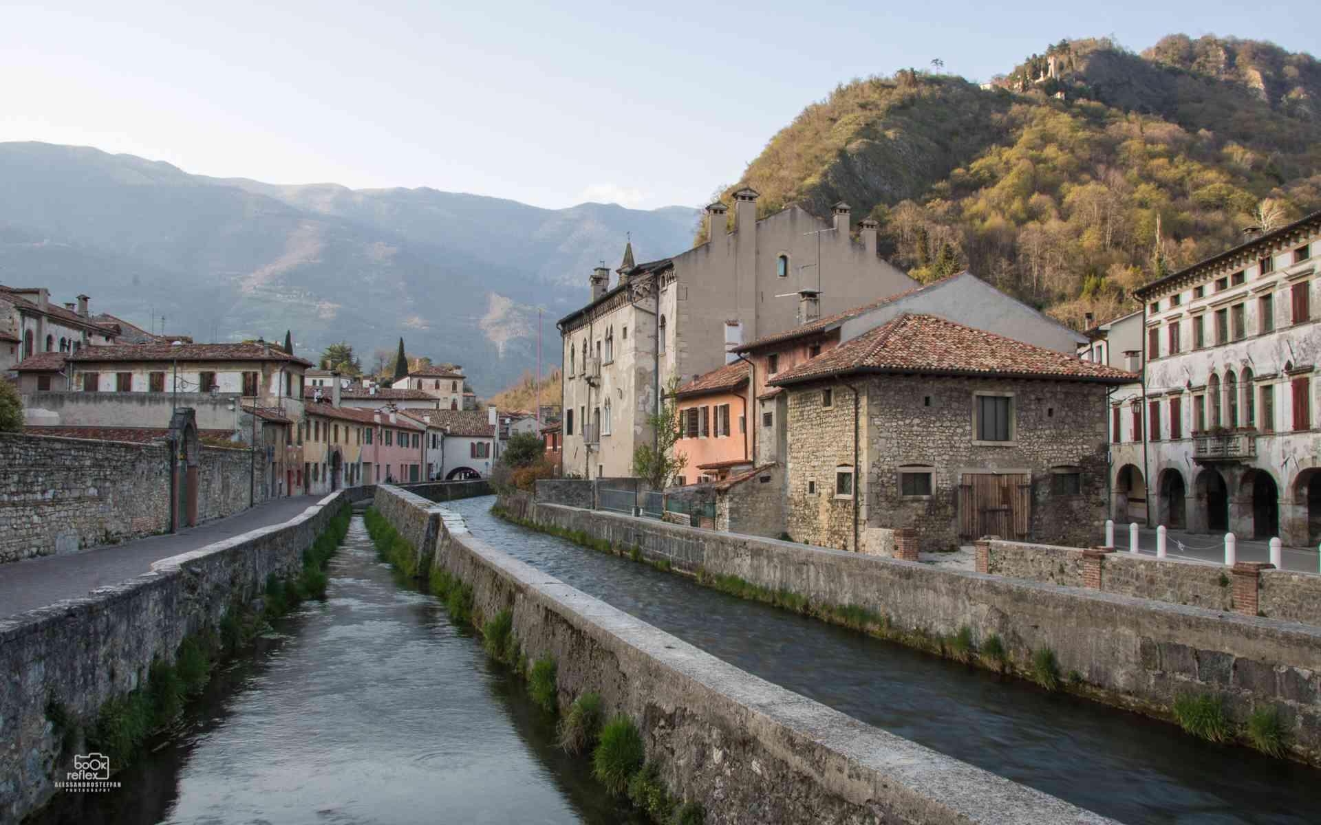 Vittorio Veneto- fiume Meschio