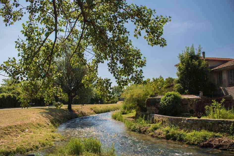 Vittorio Veneto-fiume Meschio