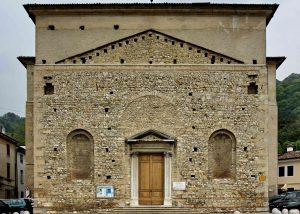 Vittorio Veneto-chiesa san michele arcangelo