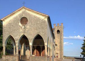 Vittorio Veneto-santuario Santa Augusta