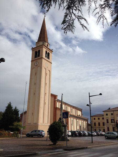 Gaiarine-Chiesa San Tiziano