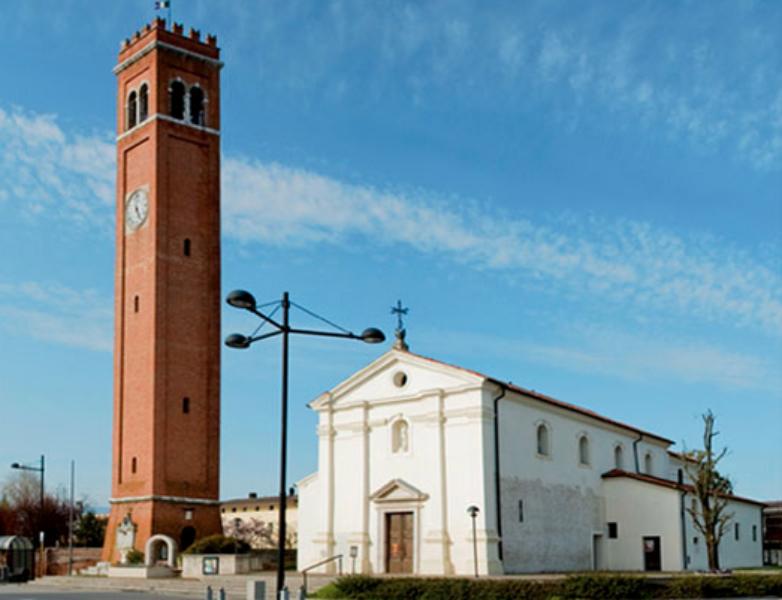 Gaiarine-Chiesa di San Lorenzo