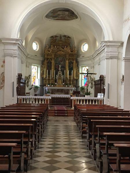 Gaiarine chiesa san lorenzo
