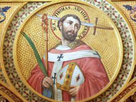 Personaggio del territorio-San Tomaso Becket