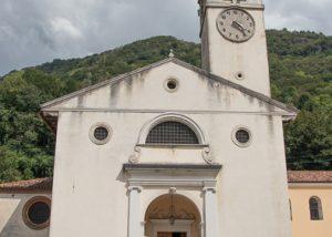 Vittorio Veneto-Chiesa Santa Giustina