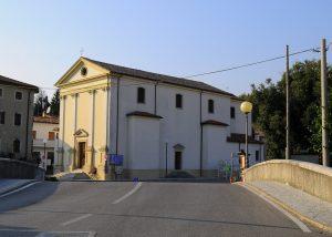 Sarmede-Chiesa Sant'Antonio da Padova