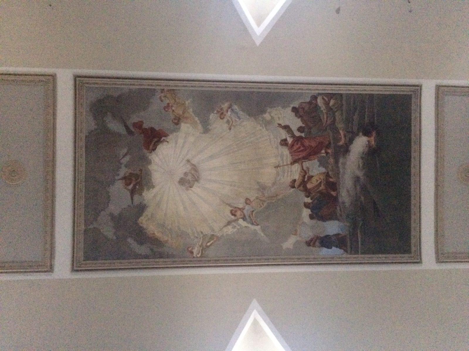 Sarmede-Chiesa san Pancrazio