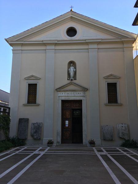 Conegliano-Chiesa Madonna delle Grazie vecchia