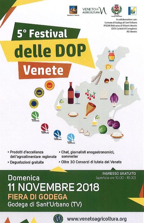 Comune Di Godega Di Sant Urbano.5 Festival Delle Dop Venete Microturismo Delle Venezie