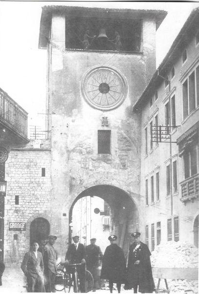 Sacile-Torre dell'Orologio