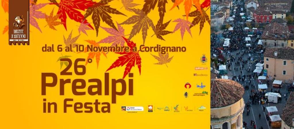 Cordignano-26° Prealpi in Festa
