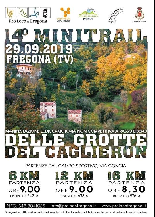 Fregona-14° Minitrail delle Grotte del Caglieron
