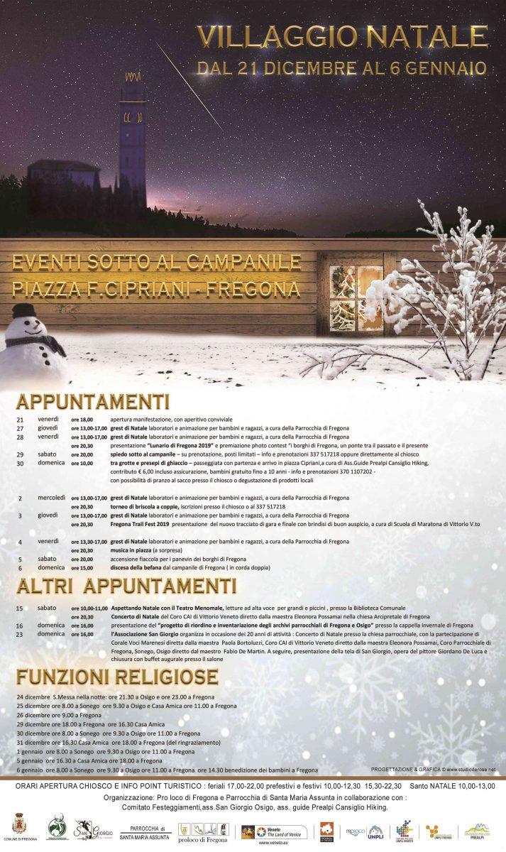 Fregona-Villaggio Natale