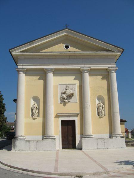 Caneva-Chiesa San Marco Evangelista