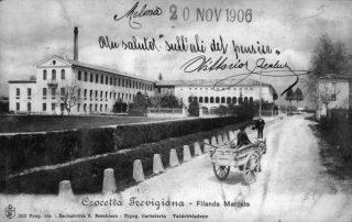 Crocetta del Montello-Storia