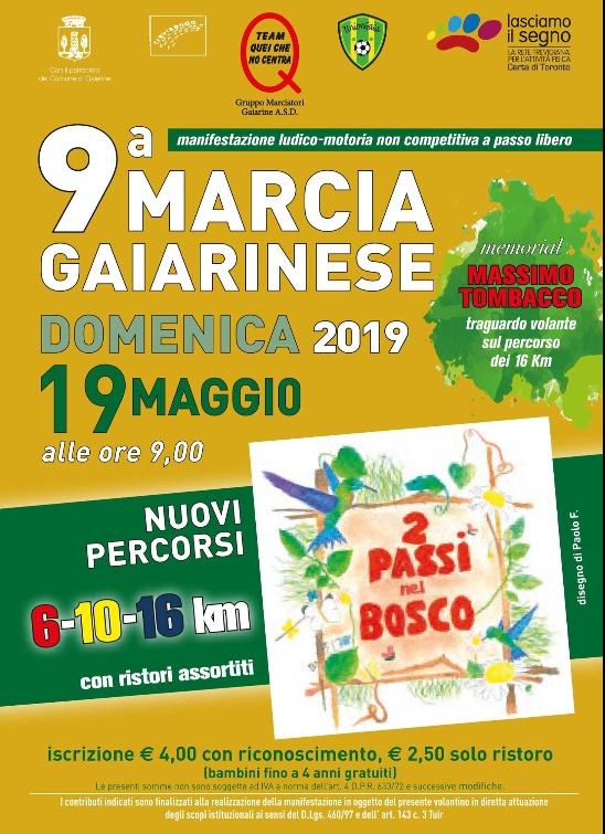 Gaiarine-9° Marcia Gaiarinese