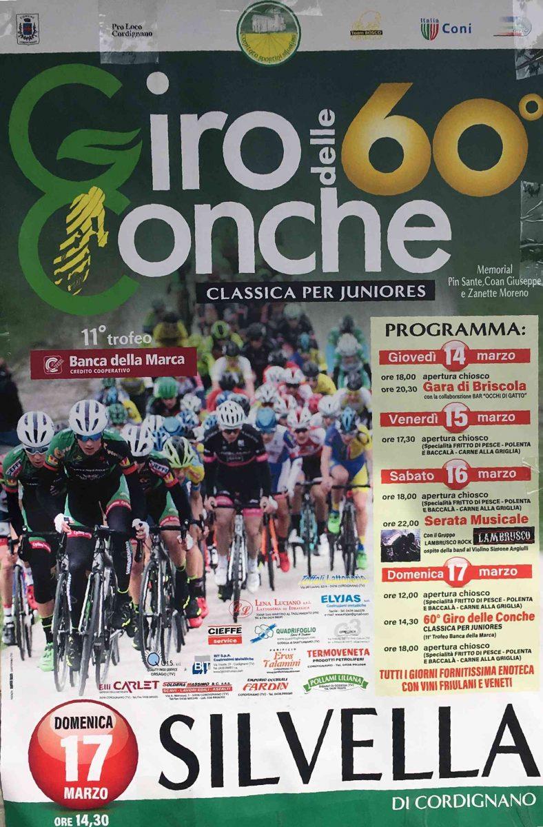 Cordignano-60° Giro delle Conche