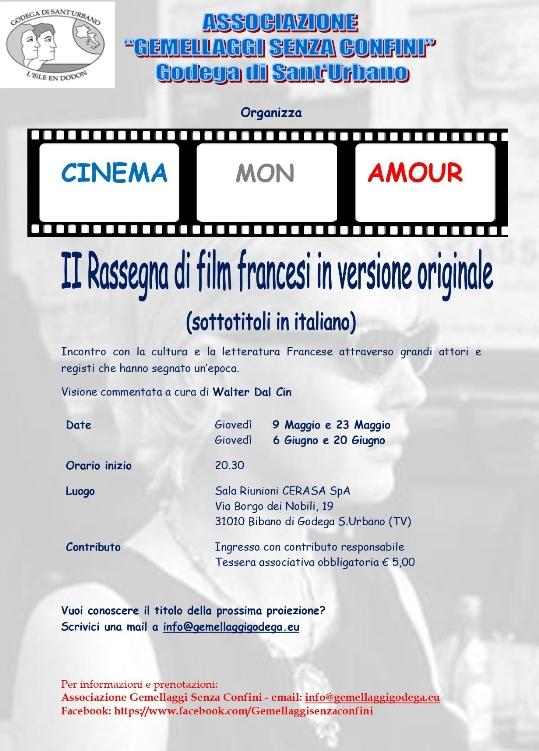 Godega-Cinema Mon Amour