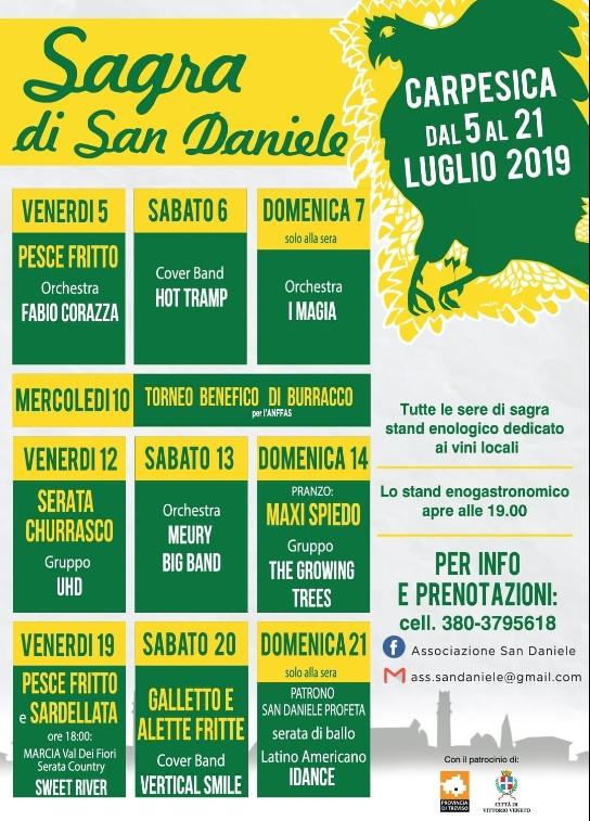 Vittorio Veneto-Sagra San Daniele