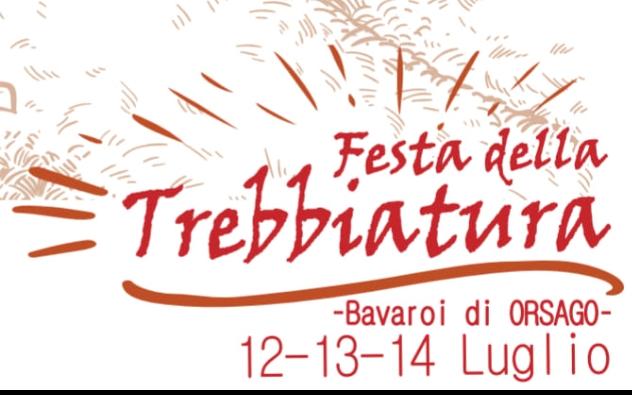 Orsago-Festa della Trebbiatura