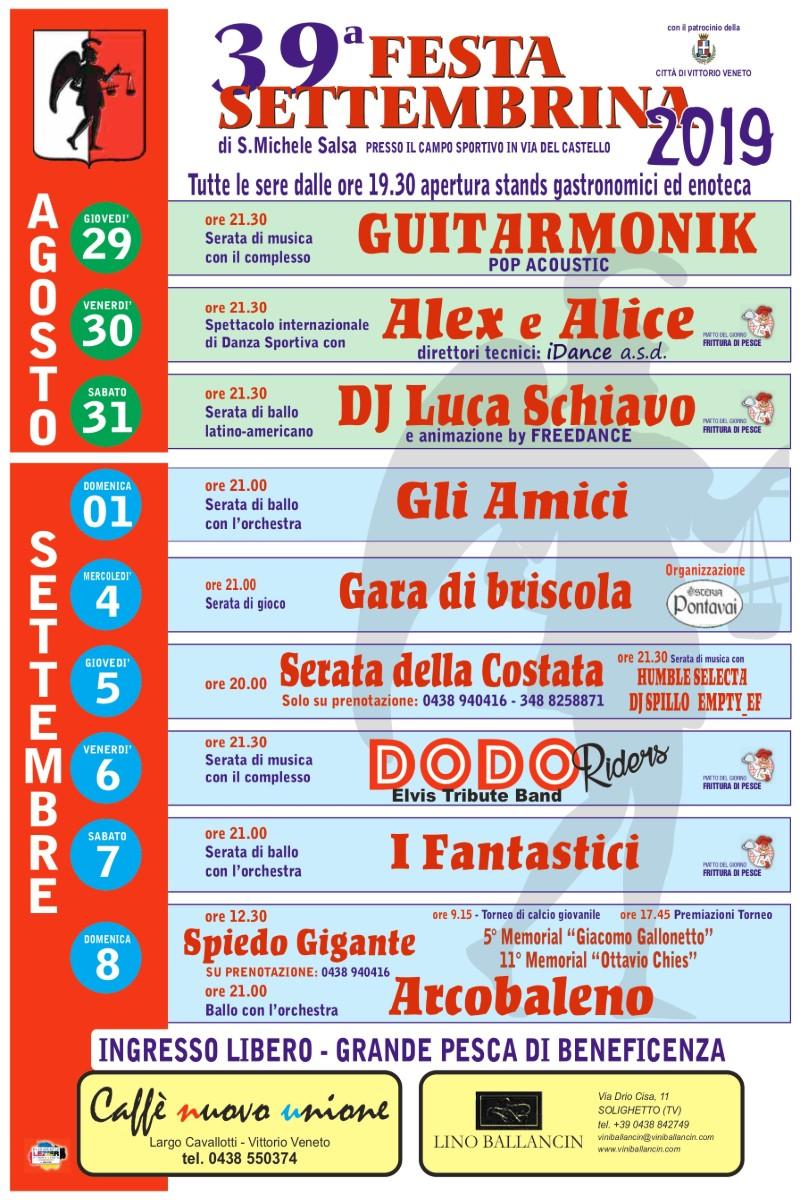 Vittorio Veneto-39° Festa Settembrina