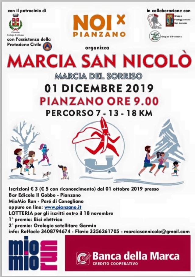 Godega-Marcia San Nicolò