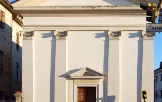 Sernaglia della Battaglia-Chiesa San Rocco