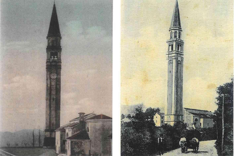 Sernaglia della Battaglia-Chiesa Santa Maria Assunta vecchia